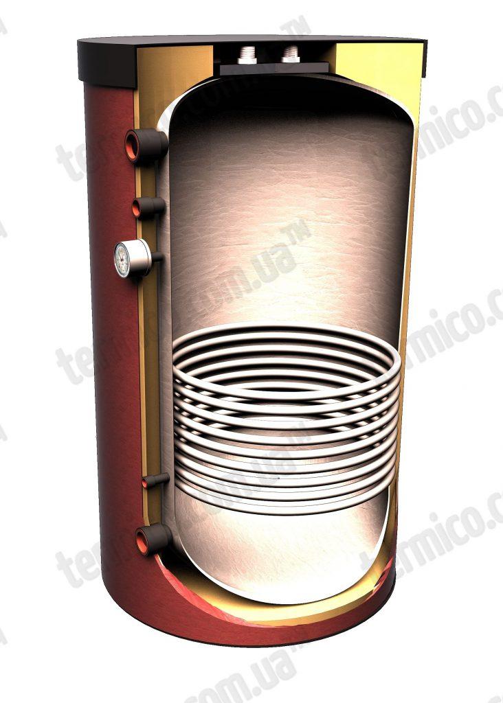 Принцип работы термоаккумулятора в системе отопления